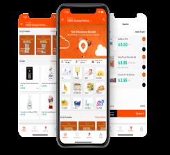 Sanal Market Uygulaması ve Kurye Yazılımı ( Android - İOS)